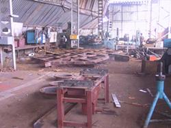 Heavy Fabrication Yard